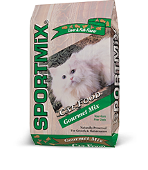 Sportmix Gourmet Mix Cat Food 15lb