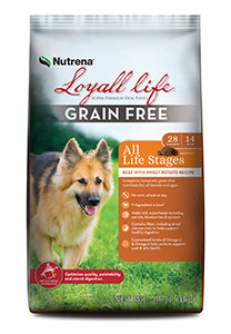 Loyall Life Grain Free All Life Stages Beef & Sweet Potato 30 lbs.