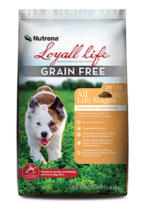 Loyall Life Grain Free All Life Stages Chicken & Potato 4 lbs.