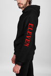 Baggy Stranger Things Hoodie 'Eleven Eleven'