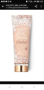 Victoria's Secret Bare Vanilla Frosted