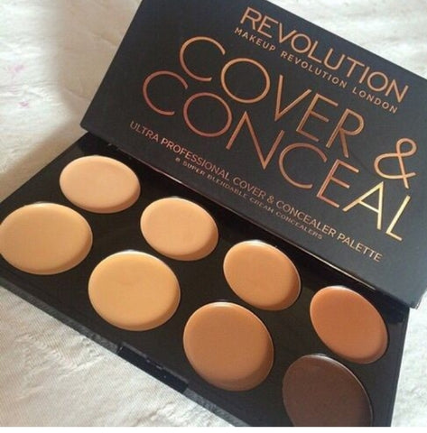 Revolution cover and conceal