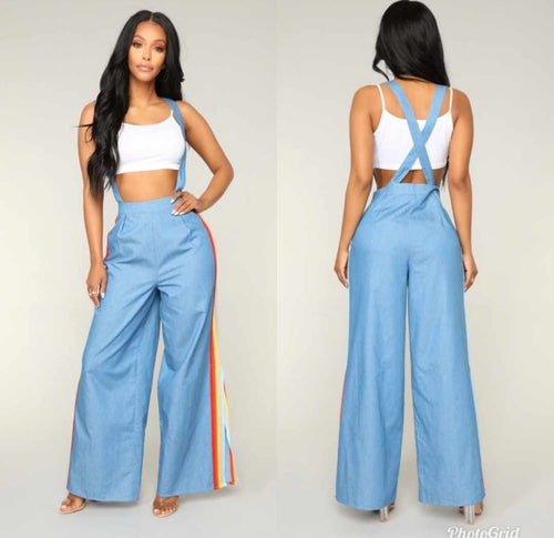 Fashionova get down overall pants