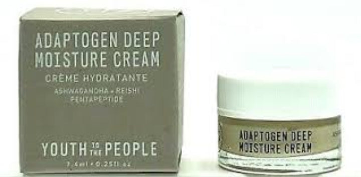 Youth of the people Kale adaptogen deep moisture cream