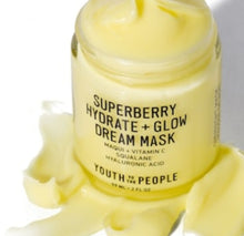 Youth of the people Kale superberry hydrate+glow dream overnight mask