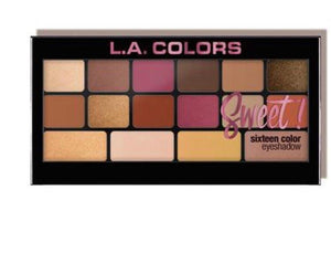 LA colors SO CHEEKY BLUSH AND HIGHLIGHT PALETTE