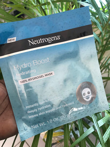 Neutrogena hydro boost hydrating mask