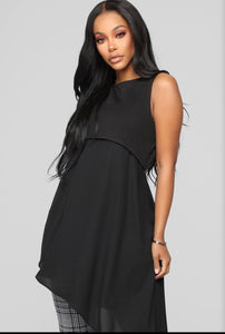Good For You Tunic - Black