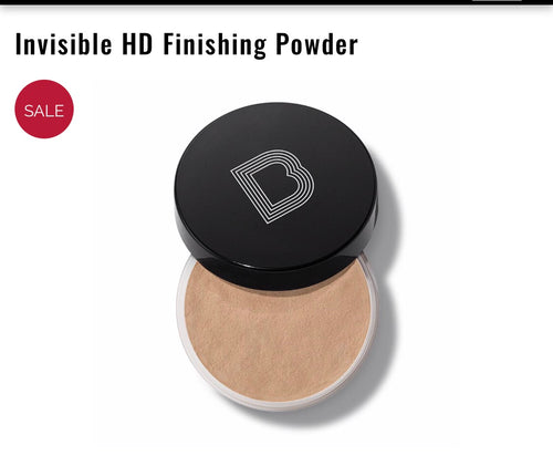 Black opal Invisible HD Finishing Powder