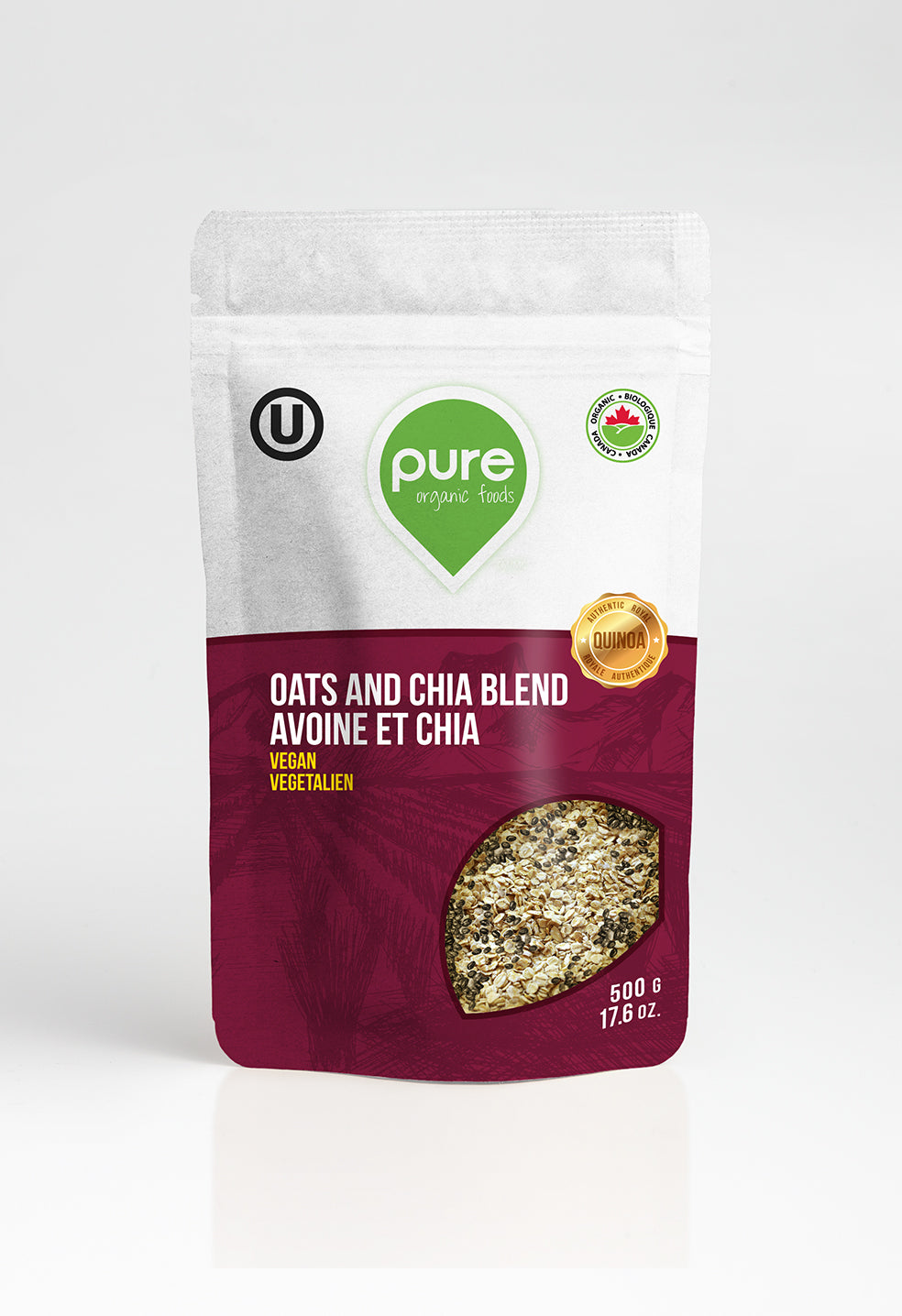Chia and Oats superfood