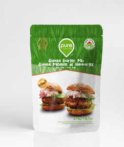 QUINOA BURGER MIX (370g)
