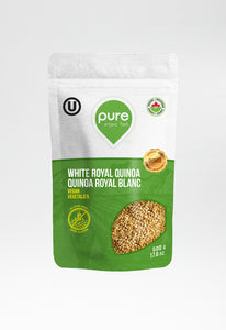 Whithe Quinoa superfood