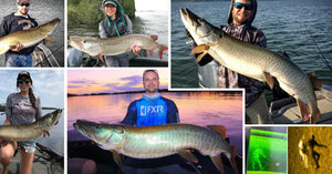 Early Fall Musky Checklist – Girls w/ Big Muskies – Creepy Sonar Shots