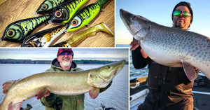 RIP to a Musky Legend – Slick Paint Jobs – Musky-themed Christmas