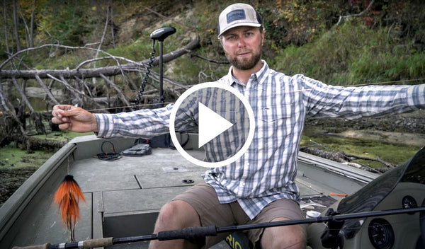 Fly Fishing Musky Leader