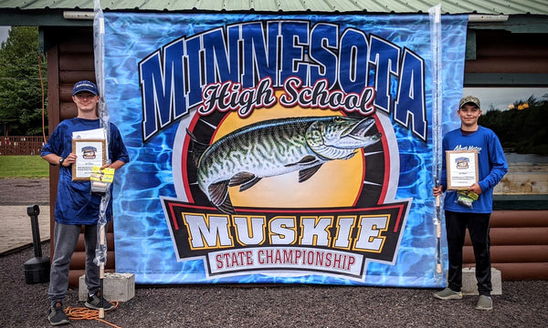 MN High School Musky Fishing