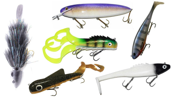 Spring Musky Lures