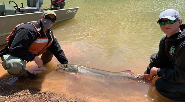 State Record Musky