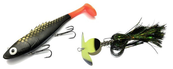 Summer Musky Lures