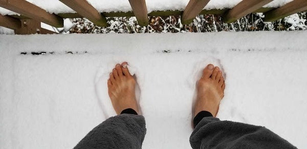 Winter Feet