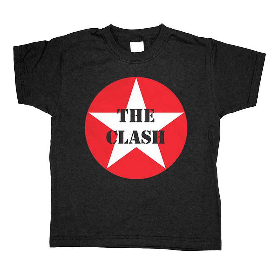 Classic Star Logo Toddler T-Shirt-The Clash