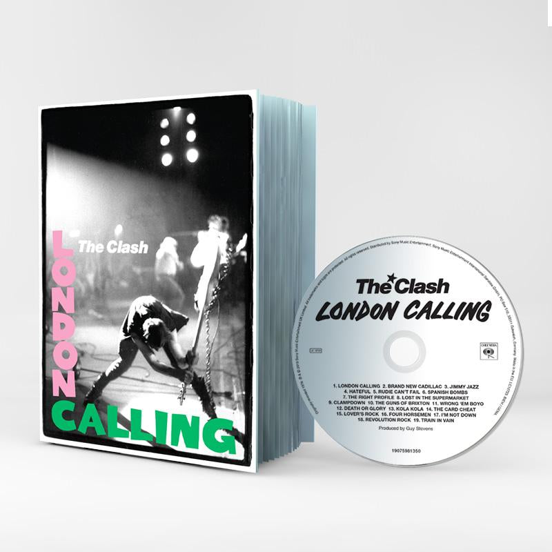 Home page - The Clash
