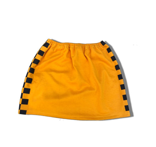 AYO TAXI! Mini Skirt