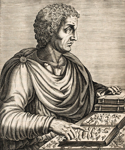 pliny the elder said romans loved to eat bugs