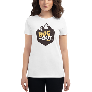 Open image in slideshow, Women's Logo T-Shirt