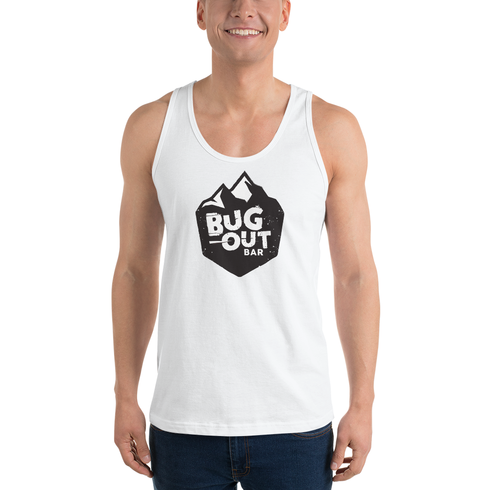 Classic Tank Top (Black and White)