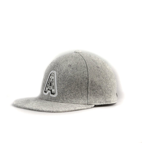 9fa11b052c0 Adidas 6 Panel 1 - Grey Heather - adidas-6-panel-1-