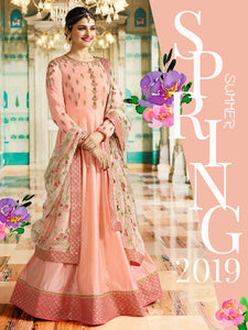 Shop from the Latest Spring Summer Collection of Designer Anarkali Suits Online @ YOYO Fashion.