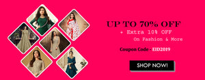 Eid Collection Offers 2019 Online - YOYO Fashion