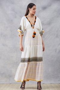 Lina long dress