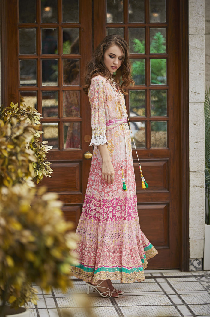 Sorree Long Dress