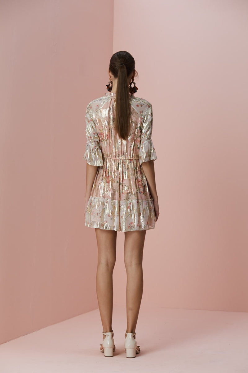 Blush Dress Short