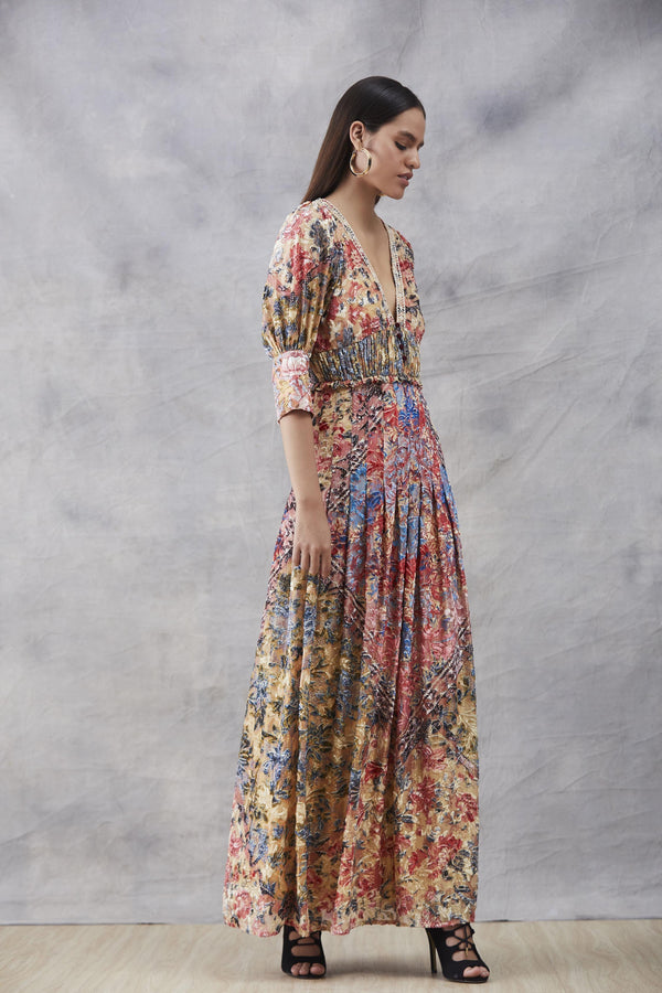 Mellona Long Dress