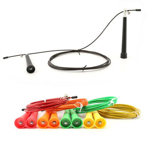 Steel Wire Skipping Rope Adjustable