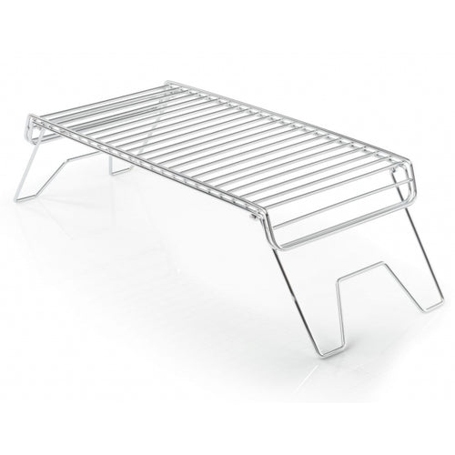 Campfire Grill With Folding Legs