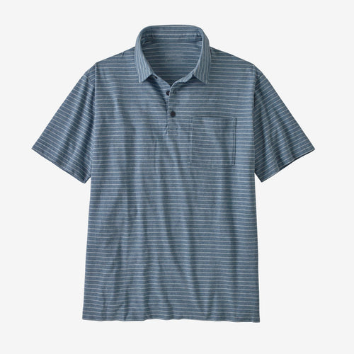 Patagonia - Men's Organic Cotton Lightweight Polo