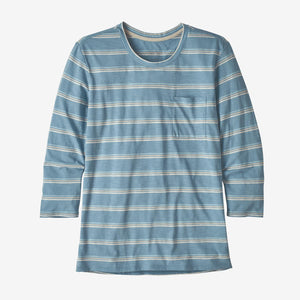 Patagonia - Women's Mainstay 3/4 Sleeved Top