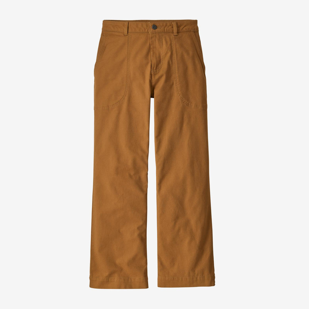 Patagonia - Women's Stand Up Cropped Pants