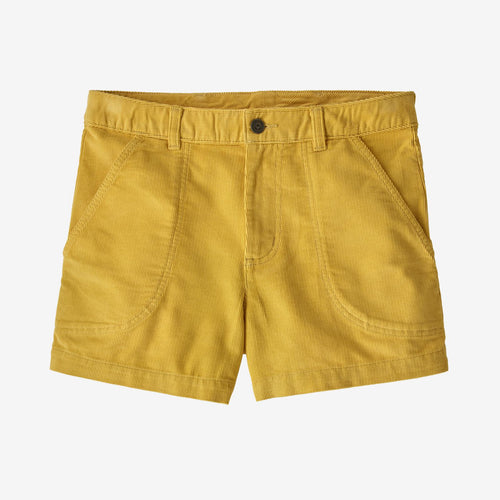 Patagonia - Women's Cord Stand Up Shorts
