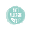 anti allergic icon for the nursing pillow