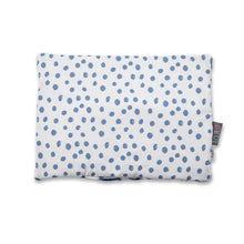 Load image into Gallery viewer, NAVY ROUNDS BLANKET SET