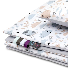 ANIMALS BLANKET SET