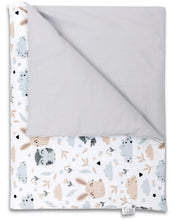 Load image into Gallery viewer, ANIMALS NEWBORN BLANKET SET