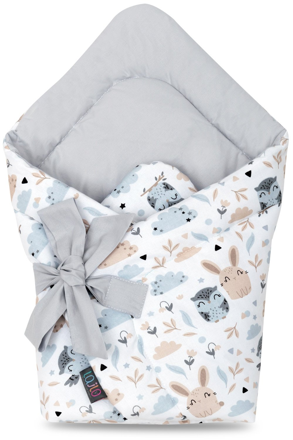 ANIMALS SWADDLE BLANKET
