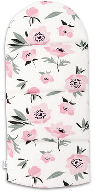 CORAL FLOWERS BABY NEST MATTRESS