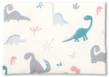 Load image into Gallery viewer, CRAZY DINO NEWBORN BLANKET SET